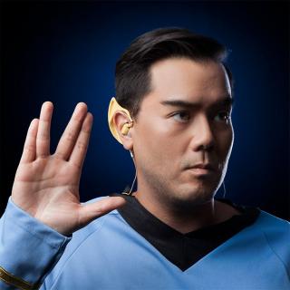 Te słuchawki zamienią cię w Spocka