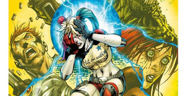 Suicide Squad #02: Przy zdrowych zmysłach – recenzja komiksu