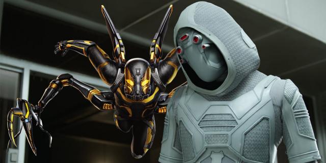 Yellowjacket może nadal żyć. Ant-Man i Osa – jakie sceny usunięto z filmu?