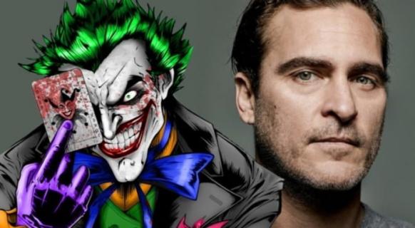 Joaquin Phoenix jako Joker! Zobacz aktora w charakteryzacji