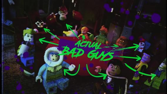 [SDCC 2018] LEGO DC Super-Villains: Nowy zwiastun przedstawia Justice Syndicate