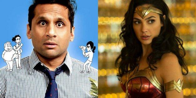 Ravi Patel i Gabriella Wilde w obsadzie filmu Wonder Woman 1984