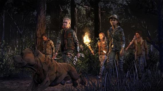 [SDCC 2018] The Walking Dead: Ostatni sezon – zobacz zwiastun gry z okazji Comic Con