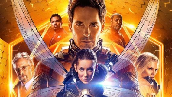 Ant-Man i Osa – recenzja filmu