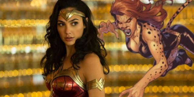 Wonder Woman 1984 – Amazonka vs. Cheetah. Zobacz nową grafikę