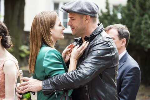 Nowa polska komedia romantyczna. Zdjęcia z filmu Pech to nie grzech