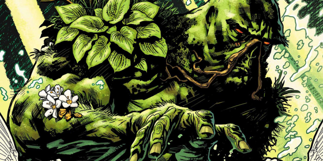 Twórca Underworld wyreżyseruje pilot serialu Swamp Thing?