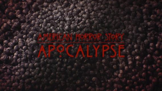 Pomysłowe i klimatycznie! Zobaczcie teaser American Horror Story: Apocalypse