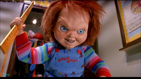 Laleczka Chucky powraca! Zamówiono serial o kultowej postaci