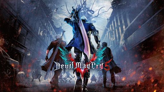 Ubierz się jak Dante. Devil May Cry 5 z bardzo drogą edycją specjalną