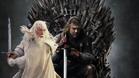 Dlaczego R.R. Martin zabija swoich bohaterów? Wszystkiemu winny jest Gandalf