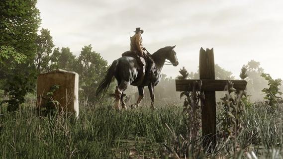 Wirtualny dziki zachód nigdy nie był tak piękny. Zobacz gameplay z Red Dead Redemption 2