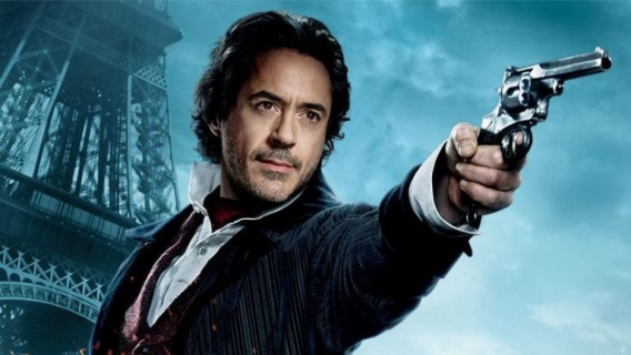 Robert Downey Jr. szykuje się do roli Sherlocka Holmesa