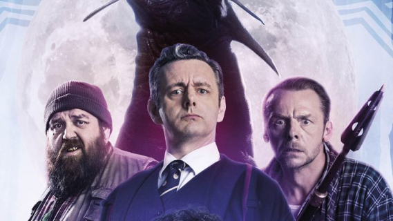 Frost i Pegg w nowym komediowym horrorze. Zwiastun Slaughterhouse Rulez