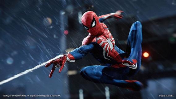 Marvel's Spider-Man – miejsca odnoszące się do komiksów