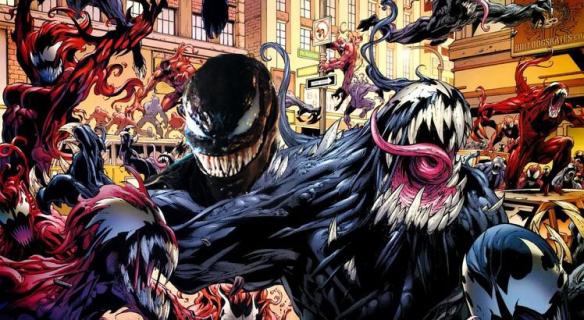 Marvel i jego rzeźnicy. Venom – poznaj symbionty z filmu i komiksów