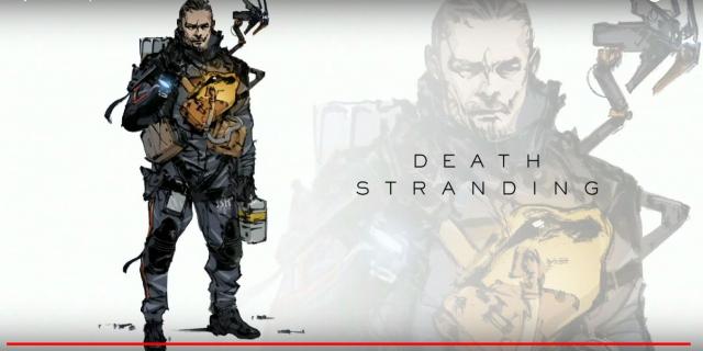 Death Stranding – nowy zwiastun gry przedstawia tajemniczą postać. W tej roli Troy Baker