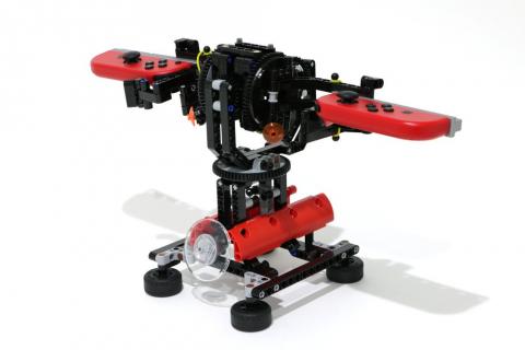 Lego i Nintendo Labo – zestaw kreatywny do Switcha w nowej odsłonie