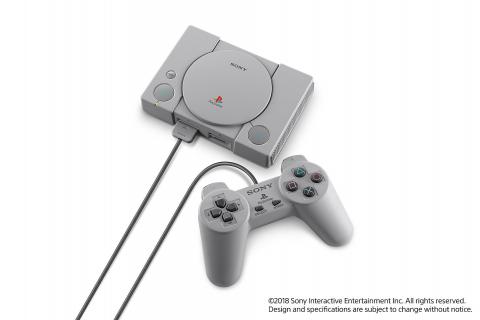 Historia dzieje się teraz. Nowy zwiastun PlayStation Classic