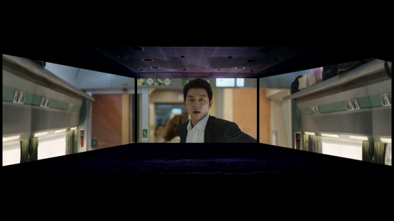 ScreenX. W USA debiutuje kino z trzema ekranami