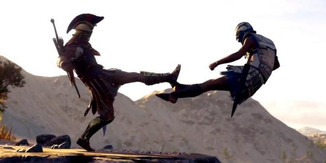 Pierwszy event Assassin's Creed Odyssey nie doszedł do skutku