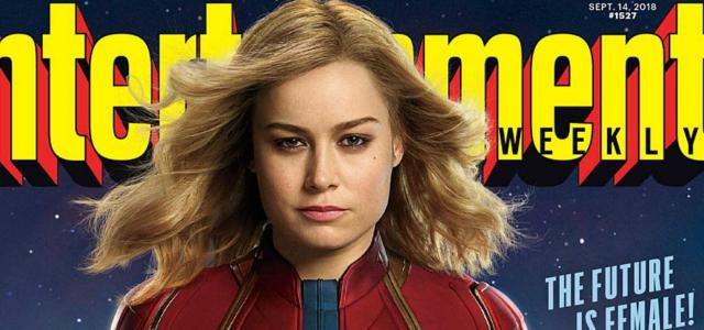 Captain Marvel – wiemy, kiedy zadebiutuje zwiastun produkcji