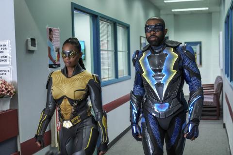 Black Lightning - zwiastun 3. sezonu serialu The CW [SDCC 2019]