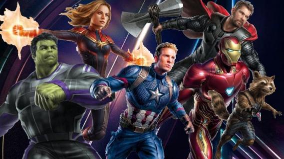 Avengers 4 – wyciekła grafika. Zupełnie inne stroje herosów z MCU