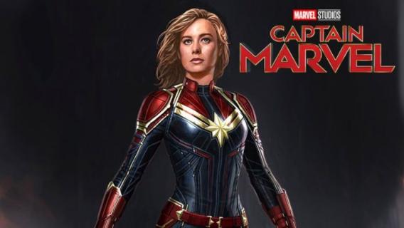 Captain Marvel – grafika koncepcyjna w lepszej jakości. Zobacz materiał