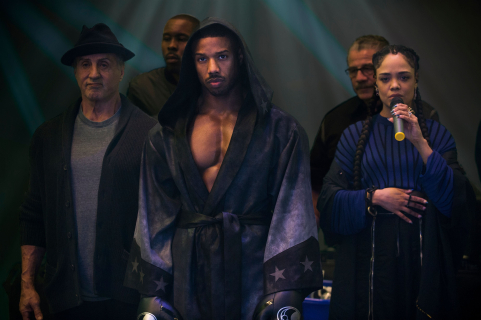 Creed 2 – Clubber Lang w nowym filmie? Taki był pierwszy plan