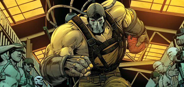 Gotham – mamy pierwsze spojrzenie na kostium Bane'a?