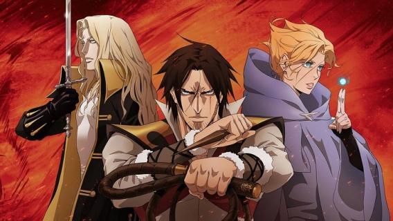 Castlevania: sezon 2 – recenzja