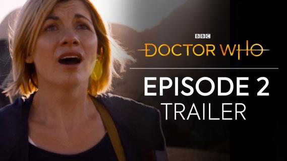 Doktor Who – zwiastun pokazuje sceny z kolejnych odcinków 11. sezonu