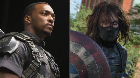 MCU – Zimowy Żołnierz i Falcon w serialu Marvela. Zatrudniono scenarzystę
