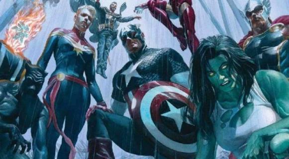 Marvel: Avengers vs. Hulk. Jest nowy Hulkbuster – zobacz plansze komiksu