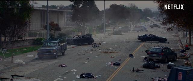 Nie otwieraj oczu – zwiastun apokaliptycznego filmu Netflixa. Gwiazdy w obsadzie