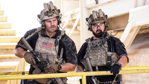 SEAL Team: sezon 2 odcinek 1 – recenzja