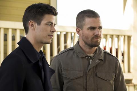 Flash: sezon 5, odcinek 9 [crossover] – recenzja