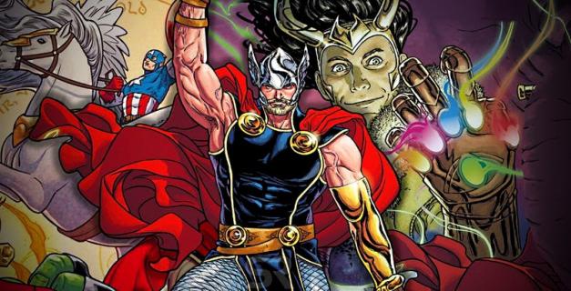 War of the Realms – rozmach jak w MCU? Marvel szykuje gigantyczny event