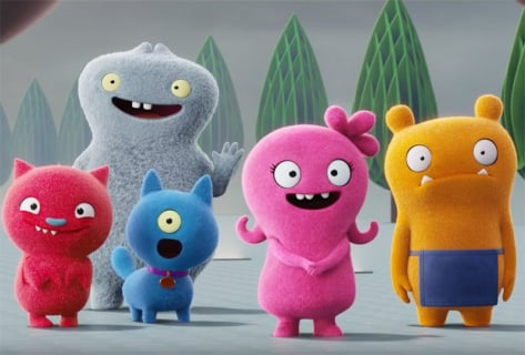 Paskudy. UglyDolls - finałowy zwiastun animacji o dziwnych zabawkach