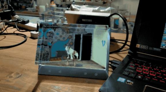Vimeo stworzy kanał z holograficznymi filmami