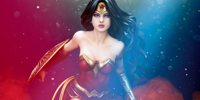 Takiej Wonder Woman jeszcze nie widzieliście – zobacz zdjęcia figurki