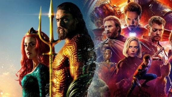 Aquaman pobił sprzedażowy rekord filmu Avengers: Wojna bez granic