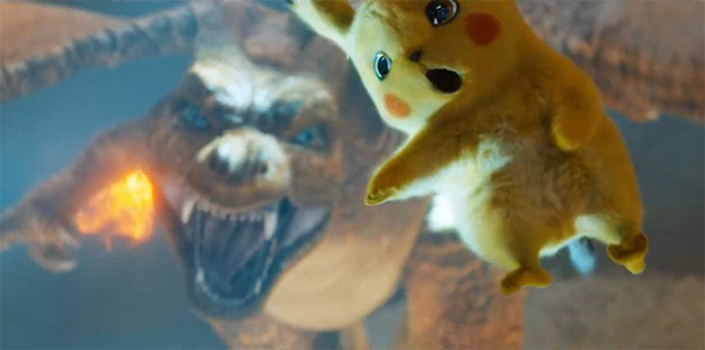 Pokemony jak żywe. Zobacz modele z filmu Pokemon: Detektyw Pikachu