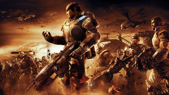 Gears of War – F. Scott Frazier napisze scenariusz do filmu