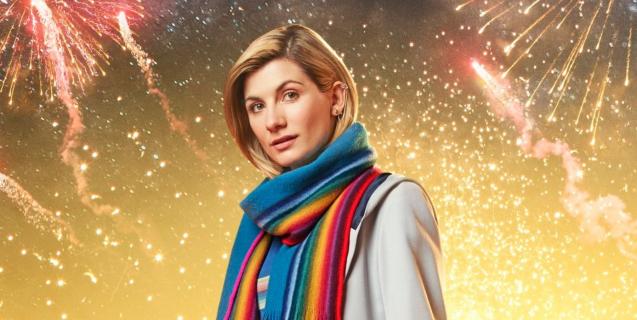 Doktor Who -12. sezon dopiero w 2020 roku. Zwiastun noworocznego odcinka