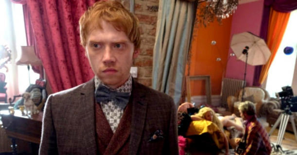 Rupert Grint w obsadzie nowego serialu M. Nighta Shyamalana