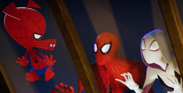 Spider-Man Uniwersum – kto podkłada głosy? Są wielkie zaskoczenia
