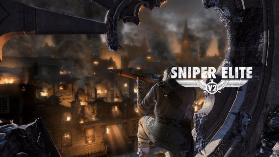 Karl Fairburne powróci w odświeżonej wersji Sniper Elite V2?