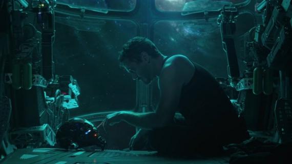 Avengers: Endgame – Tony Stark i samochód Audi wskazówką dla fabuły?